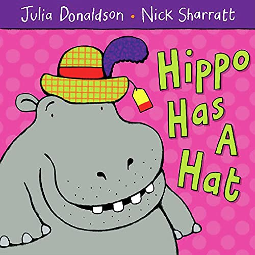 9781405021920: Hippo Has A Hat