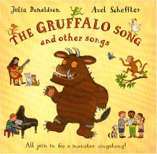 9781405022330: The Gruffalo Song and Other Songs