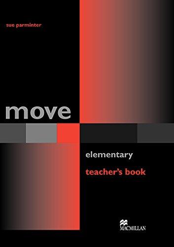 9781405022958: Move Elementary Teacher s Book
