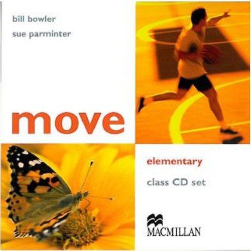 9781405022972: Move Elementary Class Audio CD