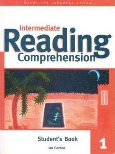 9781405024808: English Reading Comp 1 Sb