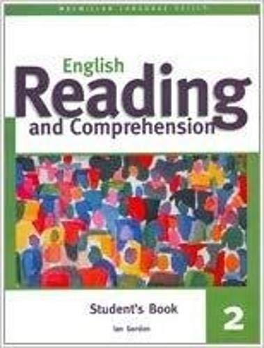 9781405024815: English Reading Comp 2 Sb
