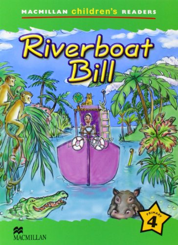 9781405025065: MCHR 4 Riverboat Bill