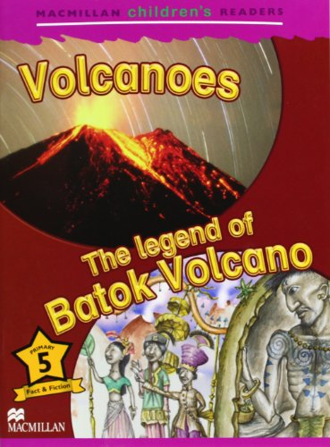 9781405025096: MCHR 5 Volcanoes: The legend Batok... - 9781405025096