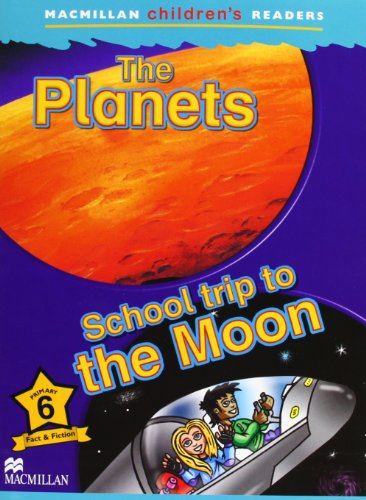 9781405025119: MCHR 6 Planets: School Trip to The Moon - 9781405025119