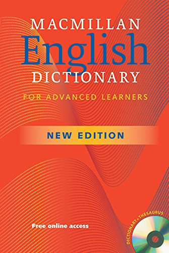 9781405025263: MacMillan English Dictionary for Advanced Learners.