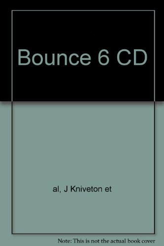 9781405025683: Bounce 6 CD