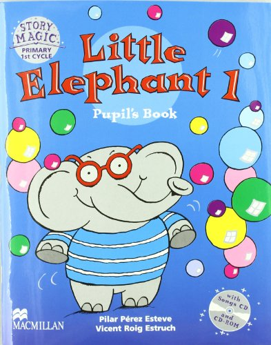 9781405025713: LITTLE ELEPHANT 1 Pb Pack