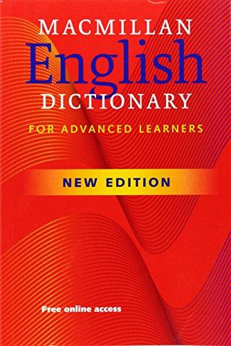 9781405026284: Macmillan English Dictionary for Advanced Learners