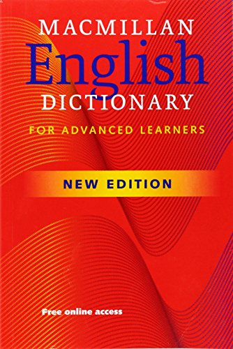 9781405026284: Macmillan English Dictionary for Advanced learners PB