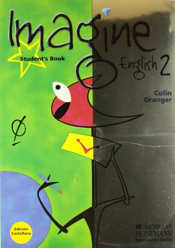 9781405026437: Pack Imagine English. Student's Book 2 (+ CD-ROM)