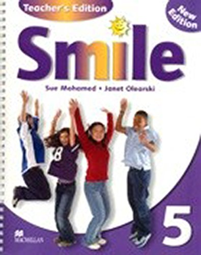 9781405026758: Smile New Edition 5 TB