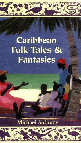 9781405028967: Caribbean Folk Tales and Fantasies