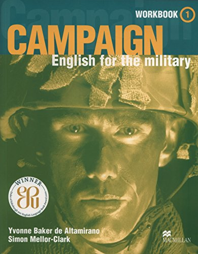 9781405028998: Campaign 1 Workbook and Audio CD
