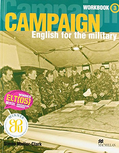 9781405029032: Campaign 3: Workbook and Audio CD