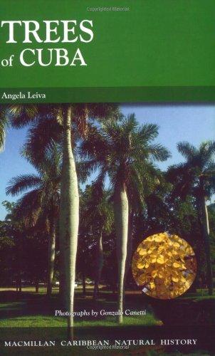 9781405029056: Trees of Cuba (Macmillan Caribbean Natural History)
