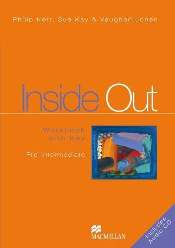 9781405029087: Inside Out: Pre-intermediate: Workbook Pack with Key