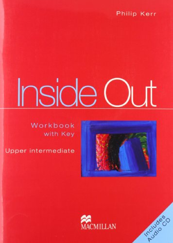 9781405029148: Inside Out: Upper Intermediate: Workbook Pack with Key
