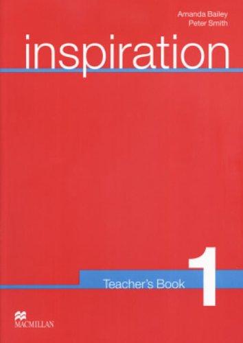 9781405029377: Inspiration Teacher s Book Level 1