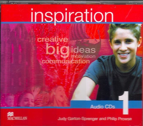 Inspiration Class Audio CD Level 1 (1405029390) by Philip Prowse; Judy Garton-Sprenger