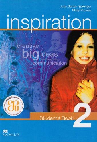 9781405029407: Inspiration - Student Book 2 - CEF A2 / B1