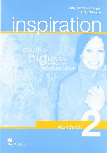 Inspiration Workbook Level 2 (1405029412) by Philip Prowse; Judy Garton-Sprenger