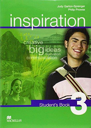 Inspiration 3 Student's Book: Judy Garton-Sprenger, Philip