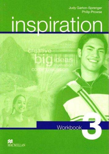 9781405029469: INSPIRATION 3 Wb: Workbook