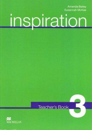 Inspiration 3: Teacher's Book (1405029471) by Prowse, Philip; Garton-Sprenger, Judy