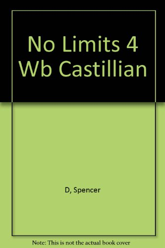9781405032278: No Limits 4 Wb Castillian