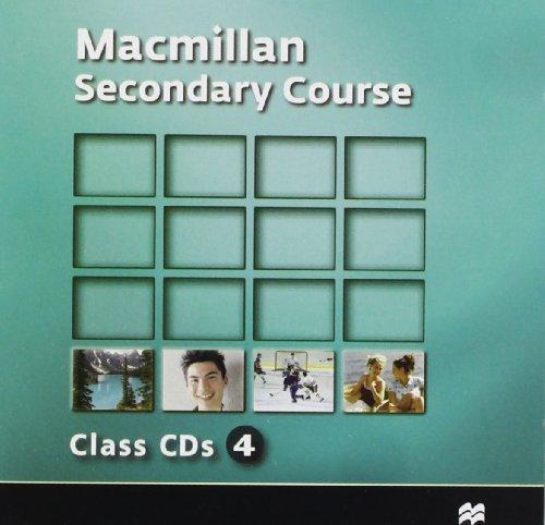 9781405032315: Macmillan. Secondary Course - Cd 4