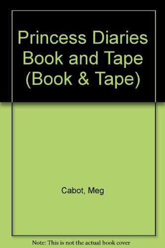 Princess Diaries Book and Tape (9781405032490) by Cabot, Meg
