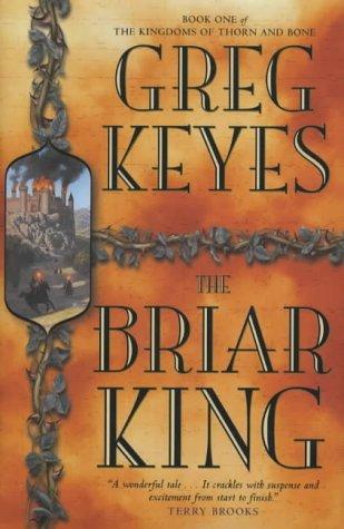 9781405033510: The Briar King (Kingdoms of Thorn & Bone)