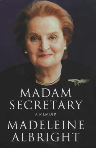 9781405033695: Madam Secretary - a Memoir