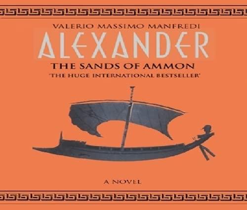9781405034005: The Sands of Ammon (Alexander)