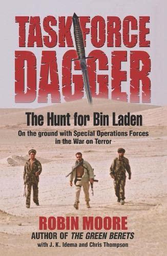 9781405034067: Task Force Dagger: The Hunt for Bin Laden