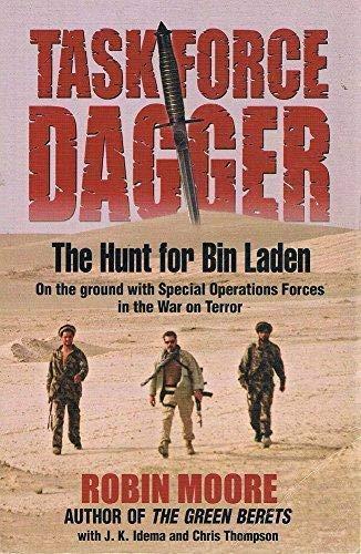 9781405034074: The Hunt for Bin Laden: Task Force Dagger