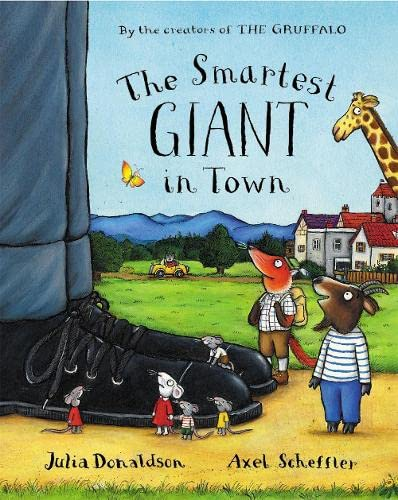 9781405034241: The Smartest Giant in Town