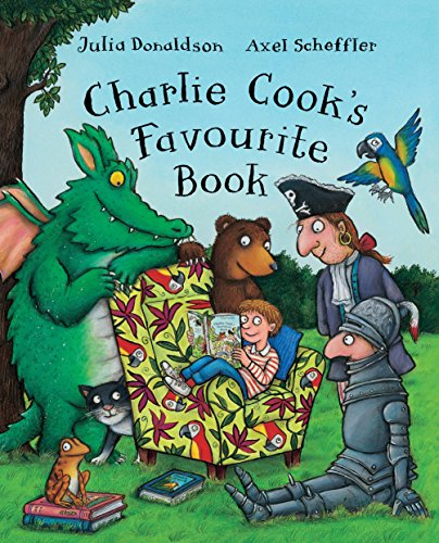 9781405034692: Charlie Cook's Favourite Book
