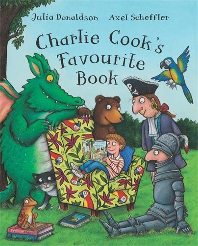 9781405034708: Charlie Cook's Favourite Book: 1