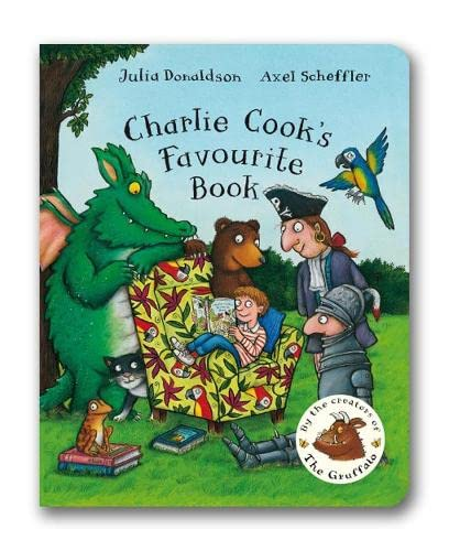 9781405034708: Charlie Cook's Favourite Book