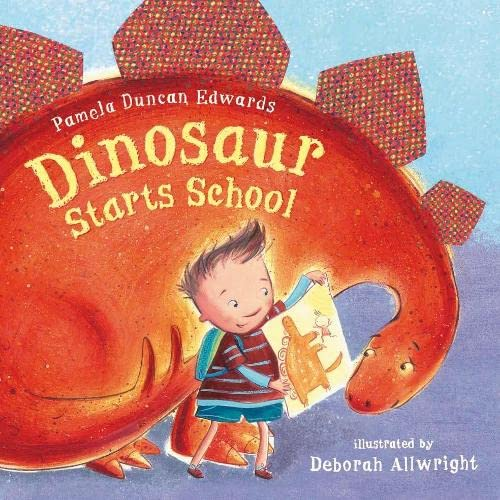 9781405035118: Costco Picturebook Pack Special Sales: Dinosaur Starts School: 8