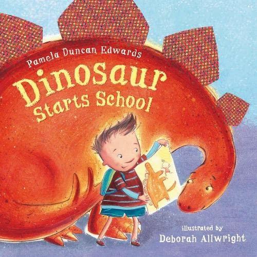 9781405035118: Dinosaur Starts School