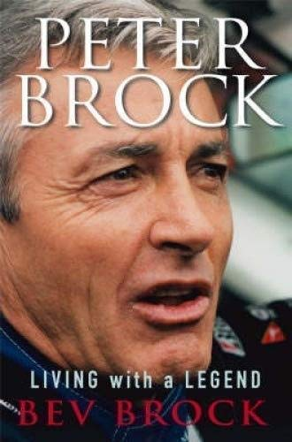 9781405036290: Peter Brock; Living with a Legend