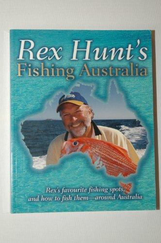 9781405036405: Rex Hunt's Fishing Australia