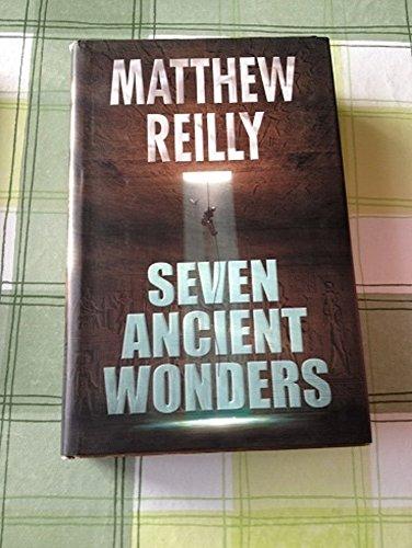9781405036924: Seven Ancient Wonders