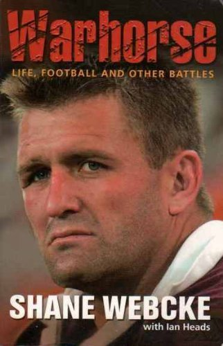 9781405037525: Warhorse: Life, Football and Other Battles