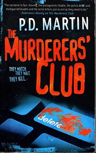 9781405037594: The Murderer's Club