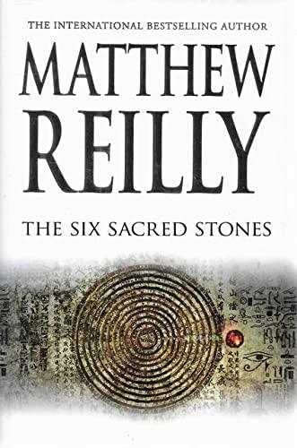 9781405038164: Six Sacred Stones, The