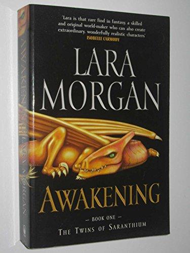 9781405038904: Awakening (Twins of Saranthium)